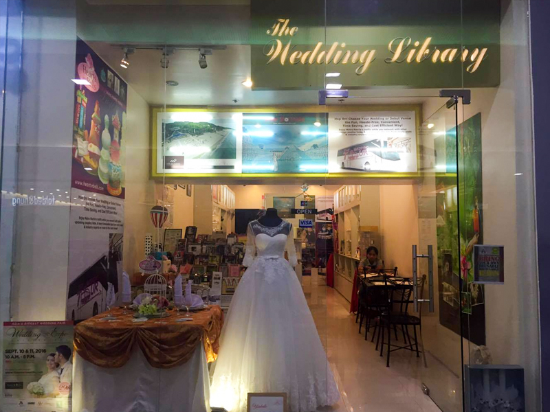 Wedding Library