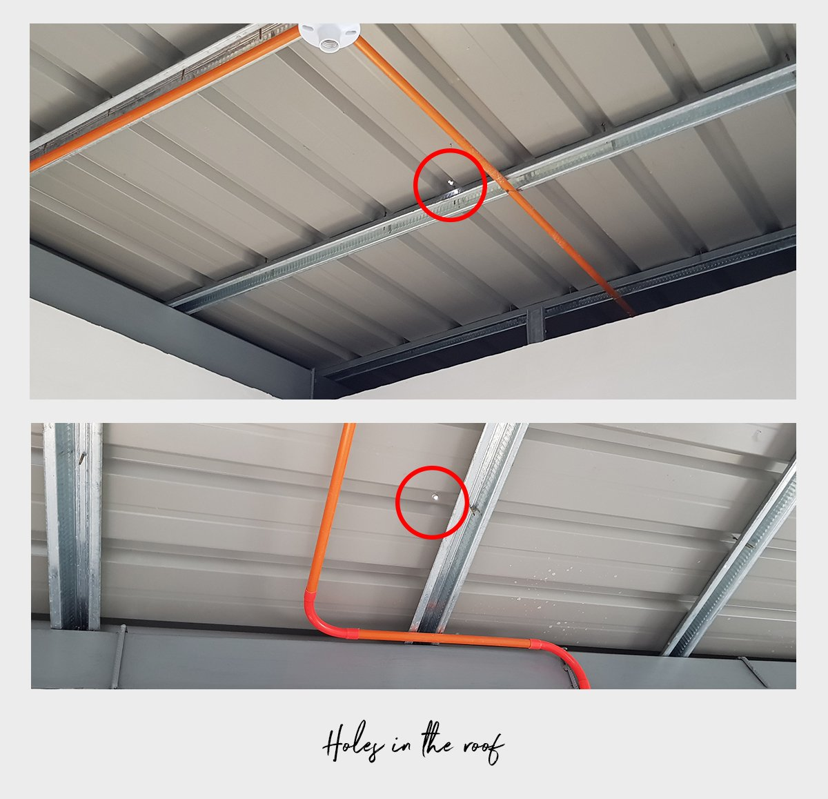 Amaia Scapes Bulacan Holes in the roof