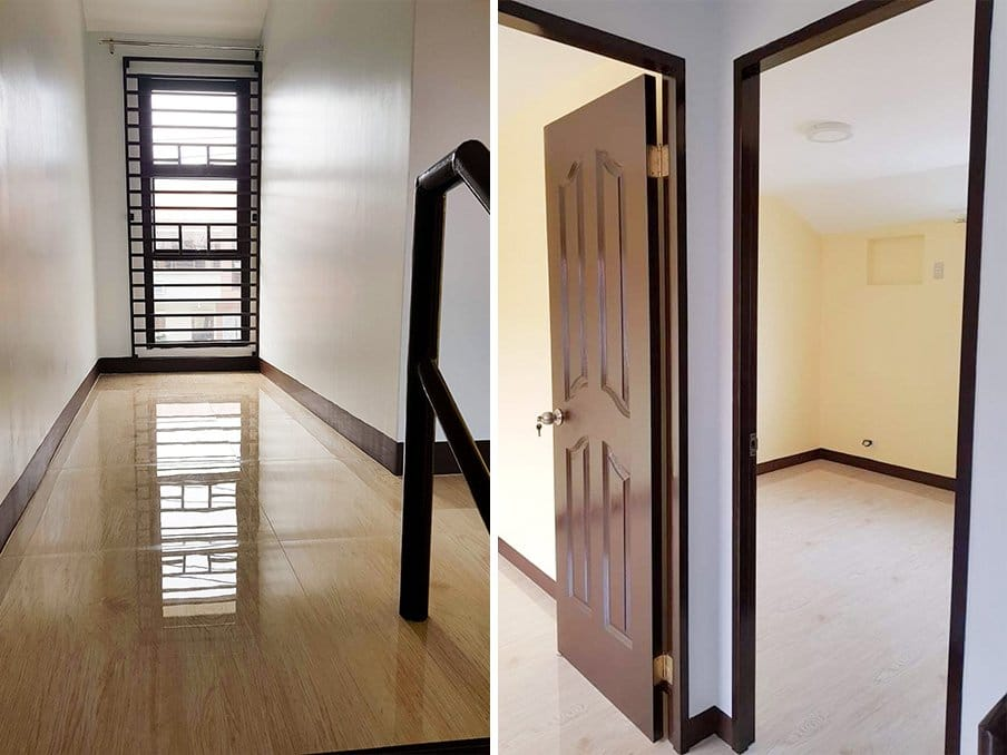 two bedroom house available for rent in clark pampanga
